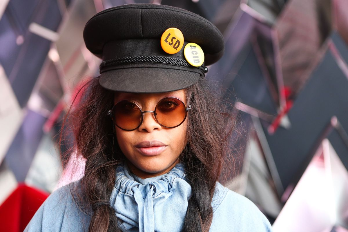 """Listen To Erykah Badu's Remix Of PARTYNEXTDOOR & Drake's """"Come And See Me"""""""