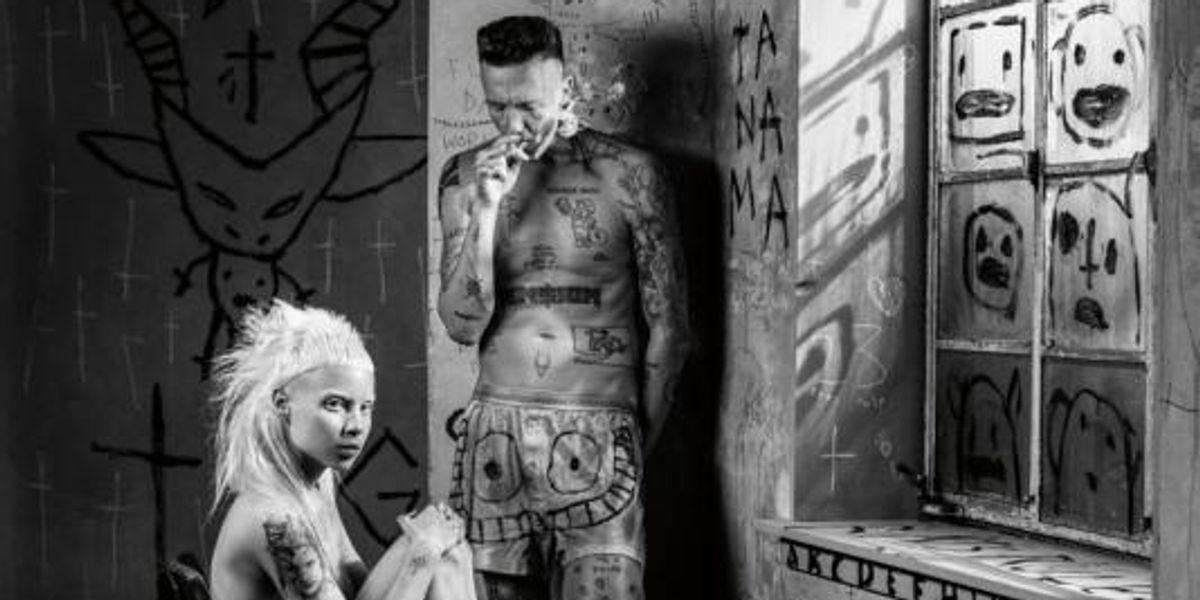 "Listen To Die Antwoord's Hypnotic, Dub-Loving Single ""Dazed & Confused"""