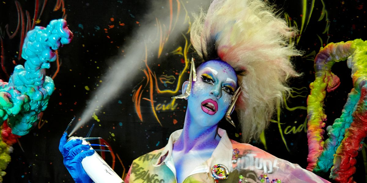 Peep Some Of The Best Looks From RuPaul's DragCon 2016