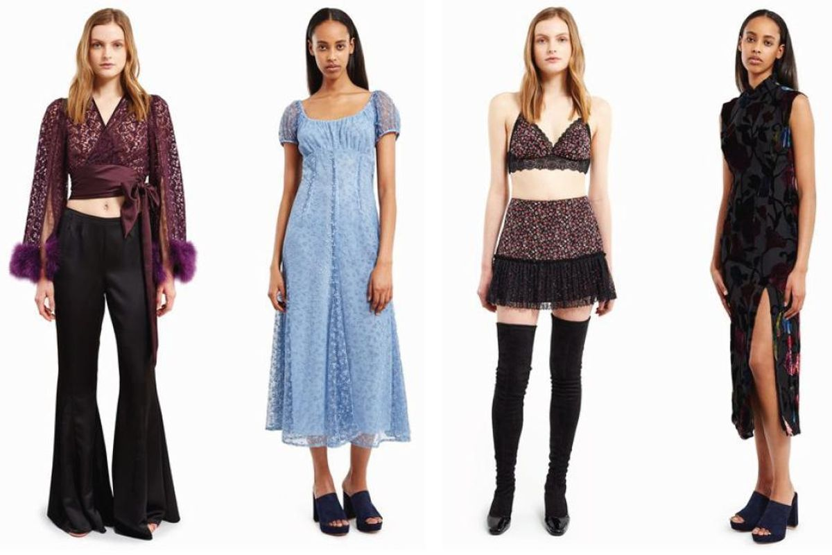 Anna Sui Reissues Pieces From Key 90s Collections With Opening Ceremony