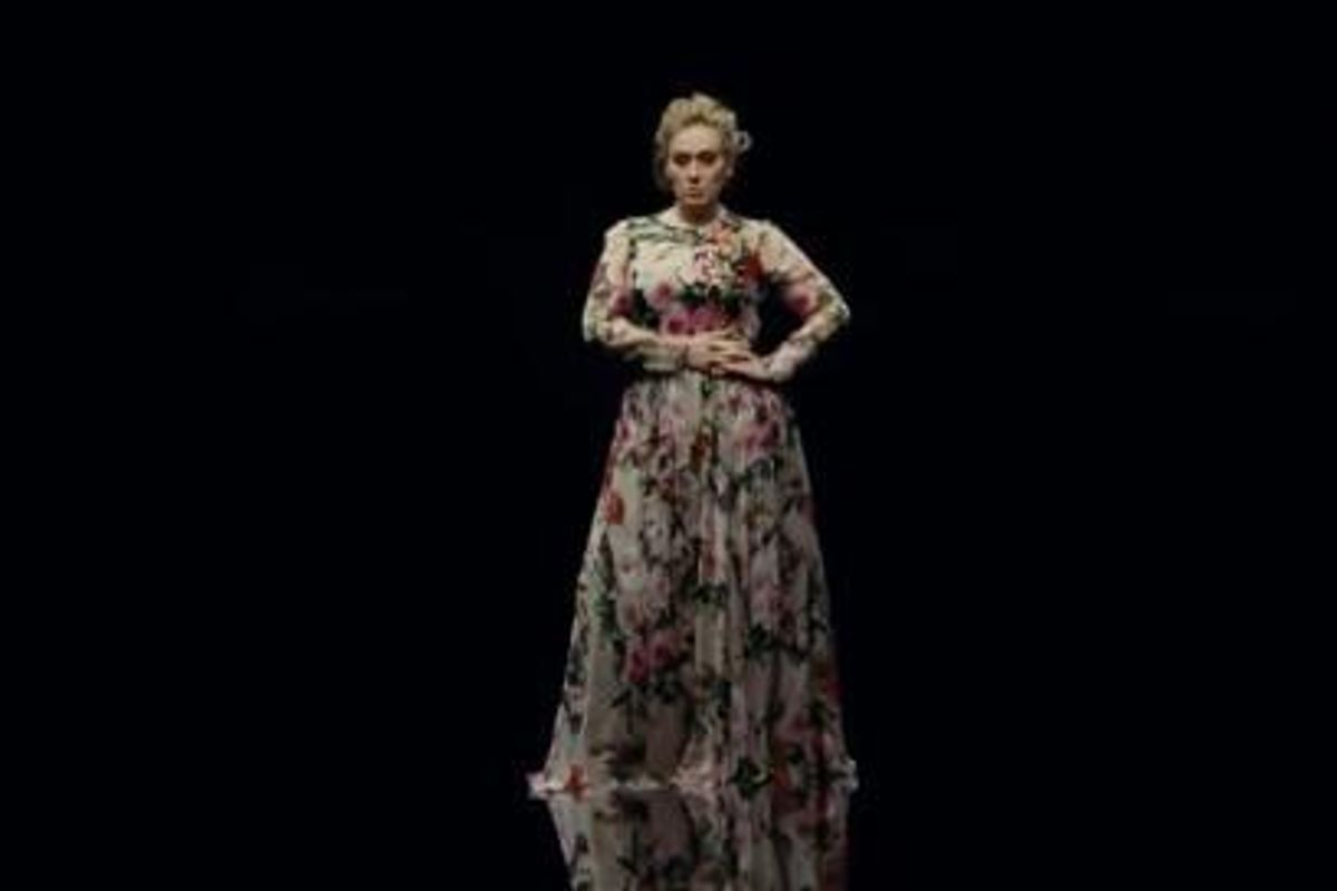 "Adele Teases New Video For ""Send My Love (To Your New Lover)"""