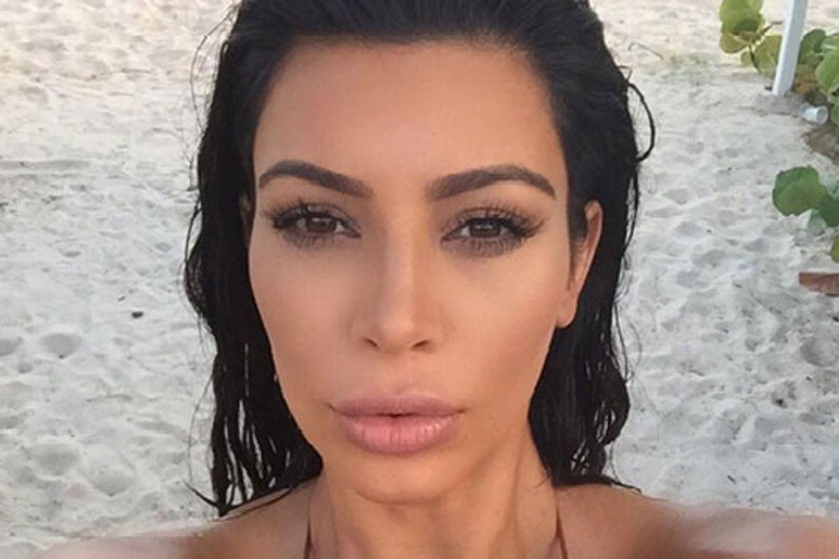 Iran Has Declared War On Kimberly Noel Kardashian West