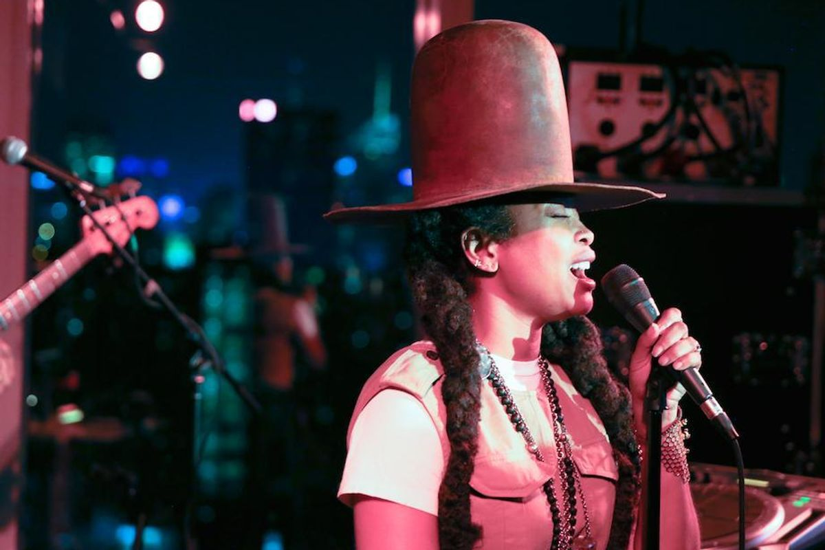 Gently Float Away To Erykah Badu's Miles Davis Tribute