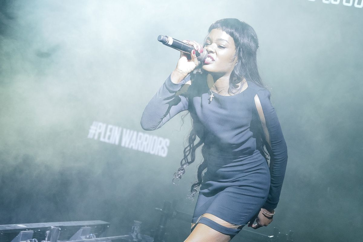 """Azealia Banks Calls Skai Jackson A """"Coon In Training"""" Right After Her Apology For Using Racial Slurs"""