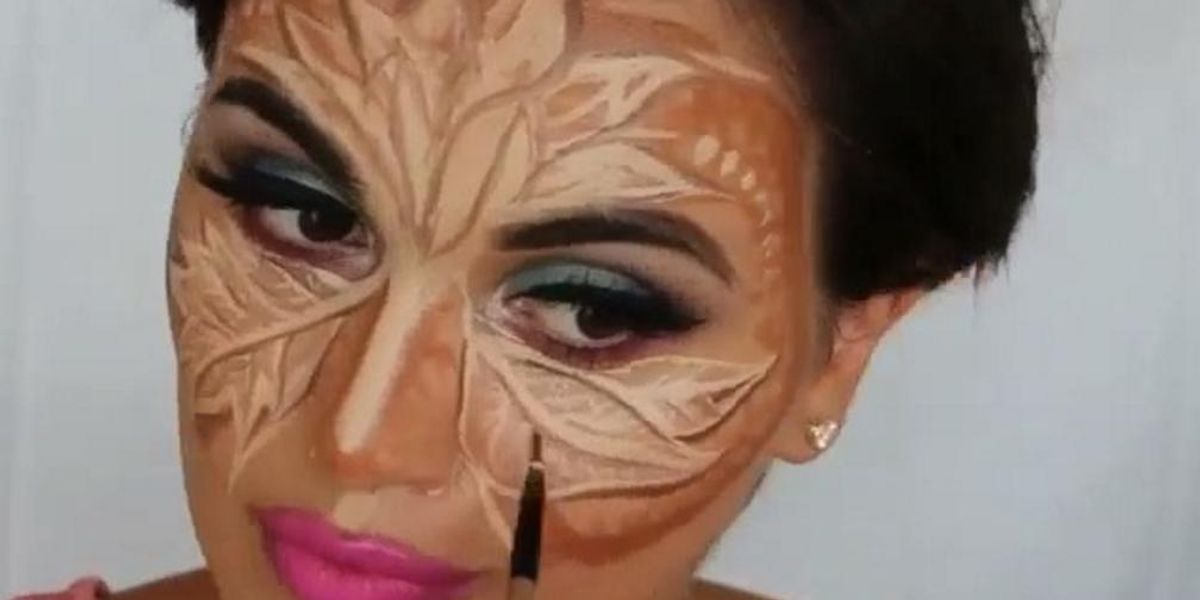 Flower Contouring Is A Thing