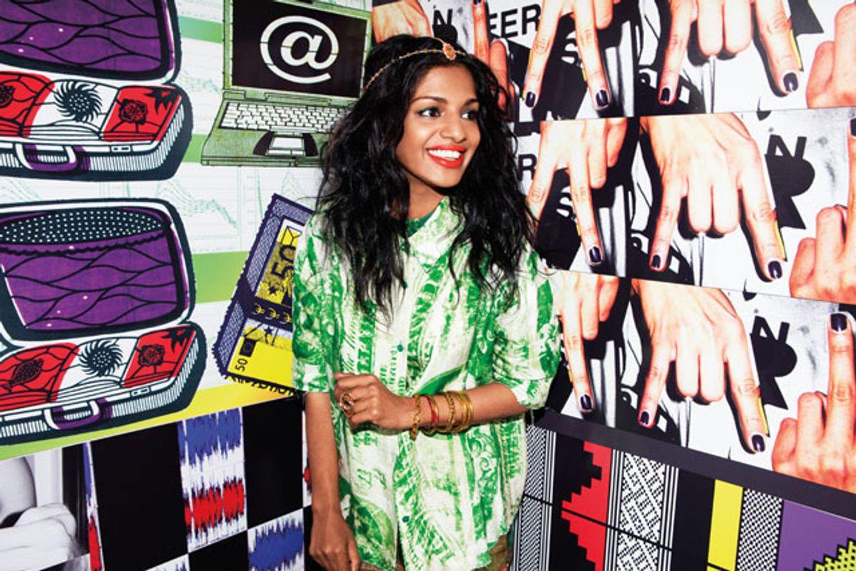 M.I.A. Teases New Music, Talks Rihanna, Azealia Banks, Grimes In New Periscope Clip