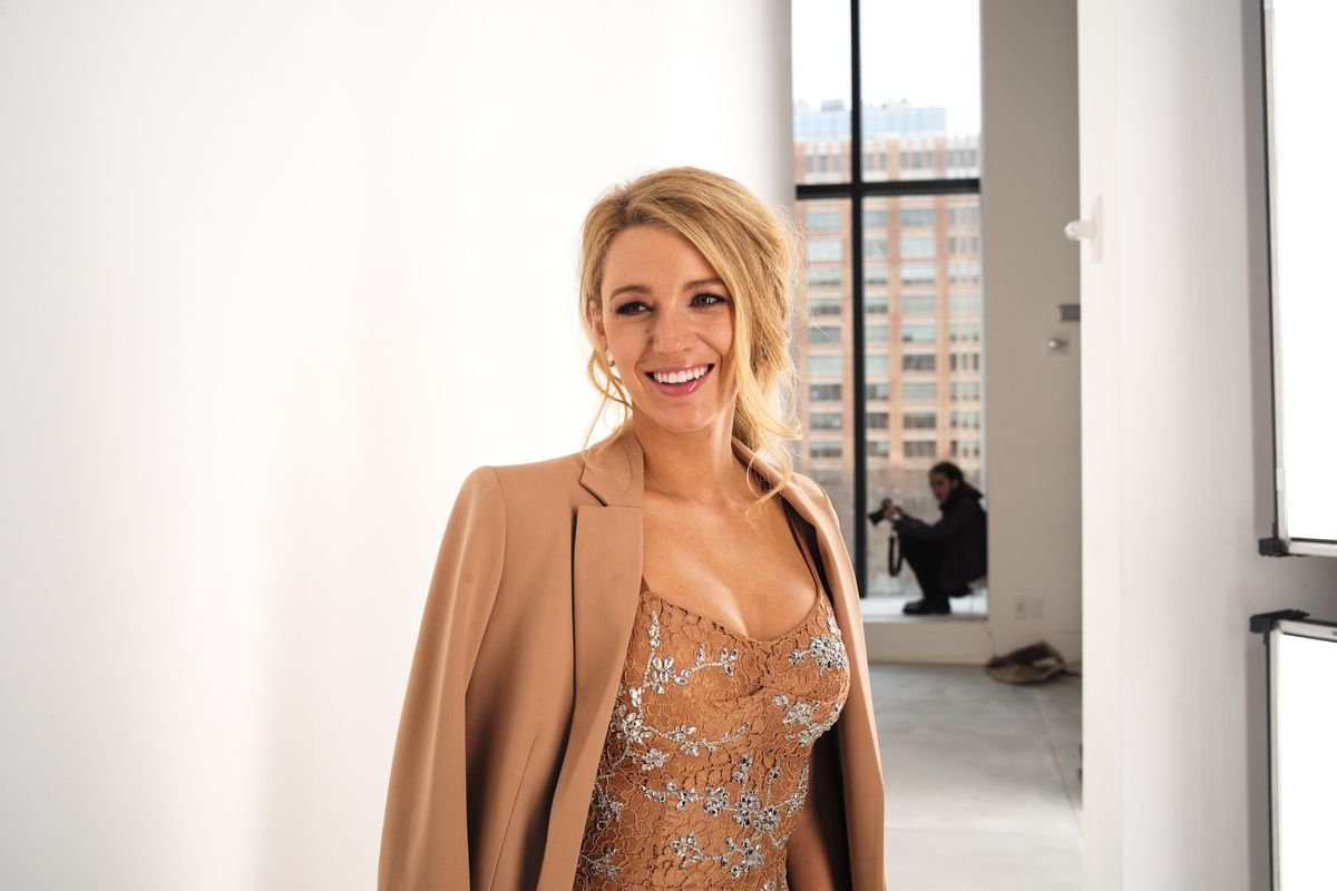 """""""Delete Your Account"""": Twitter's Not Happy With Blake Lively"""
