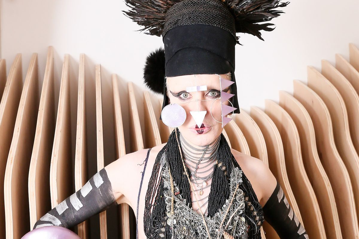 """I Never Want to Stop Dressing Up"": Talking to Nightlife Legend Kenny Kenny"
