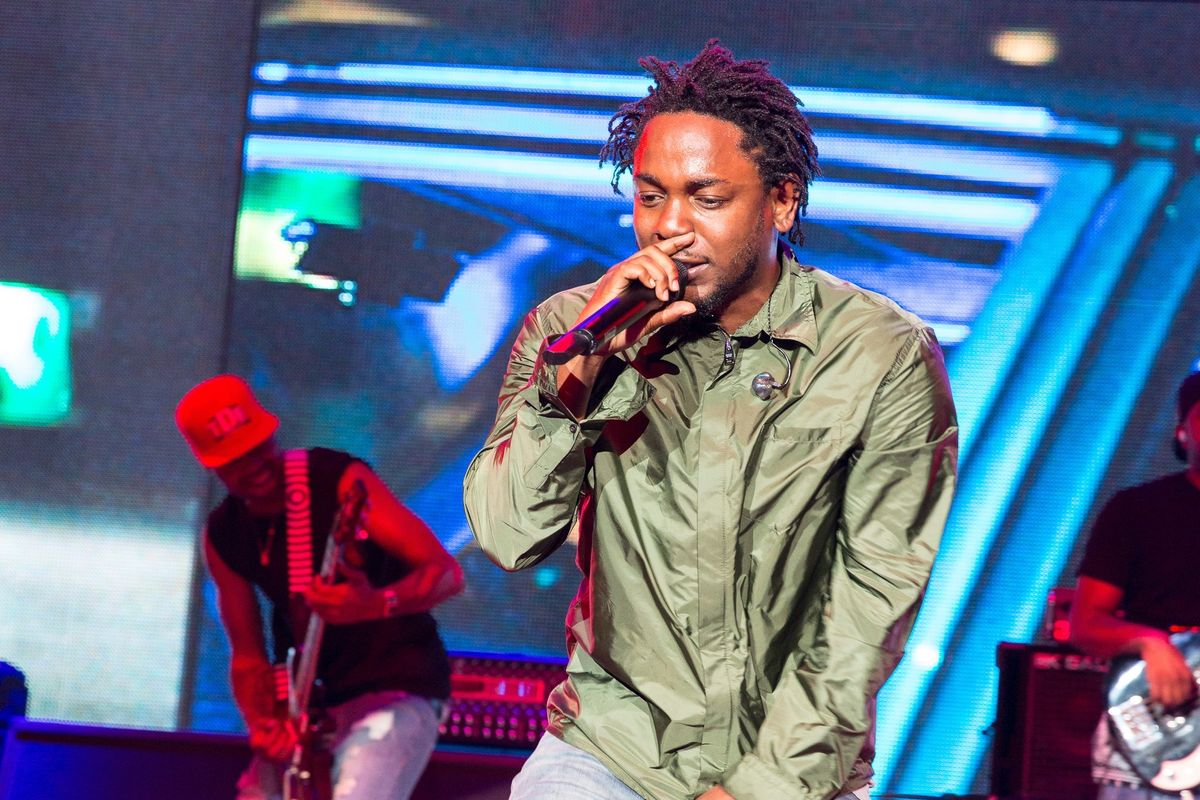Kendrick Lamar Helped a Fan Overcome His Depression and Drop 100 Pounds