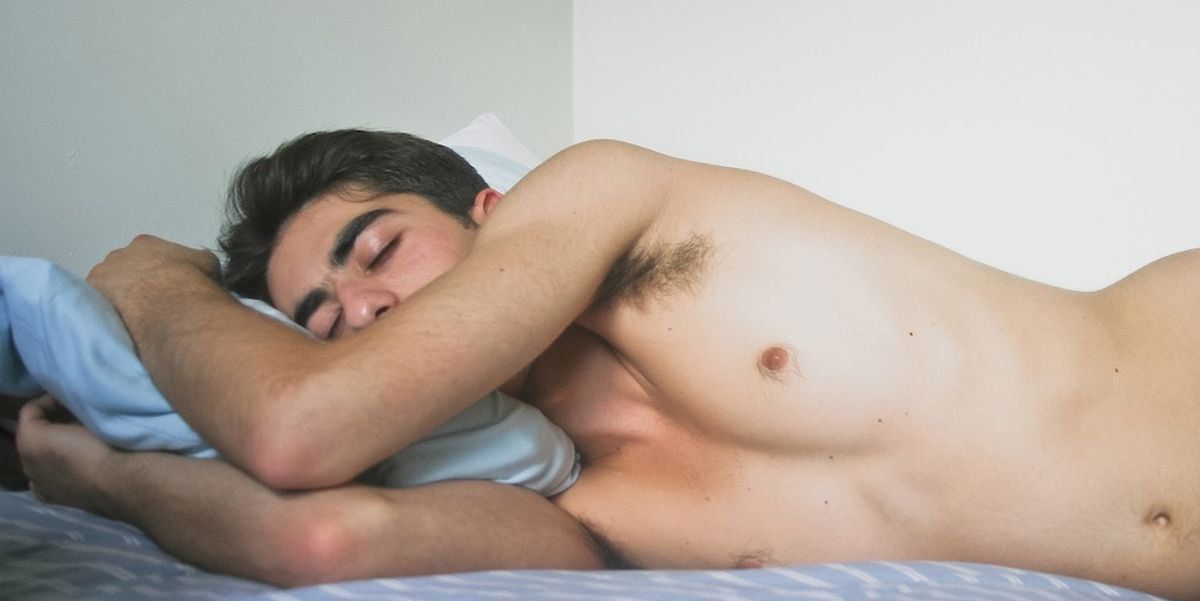 """NSFW: See Images From """"Bare Men,"""" A New Photo Book on Male Nudity"""