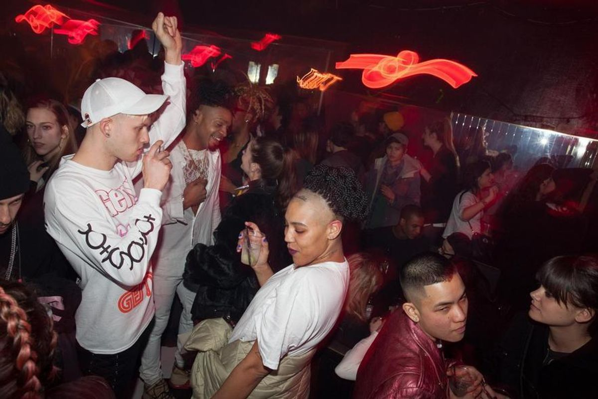 Inside New York Nightlife Host Culture