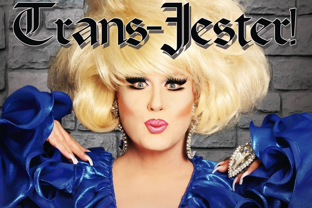 """Drag Legend Lady Bunny's """"Trans-Jester"""" Show Takes On PC Culture"""