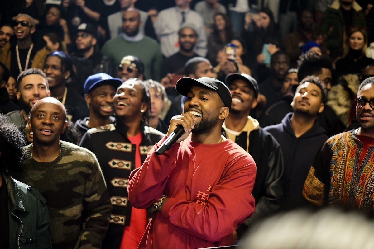 Kanye Is Getting Sued For Allegedly Ripping Off A Hungarian Composer On 'Yeezus'