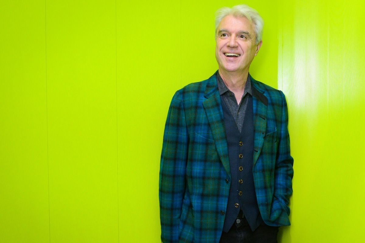 David Byrne Will Put His Own Twist on The Story Of Joan Of Arc