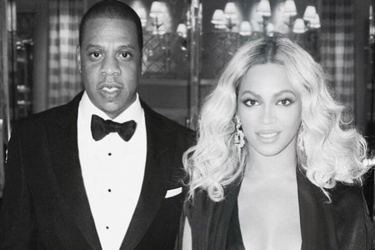 Hold Up, Are Beyoncé And Jay-Z About To Release An Album Together???