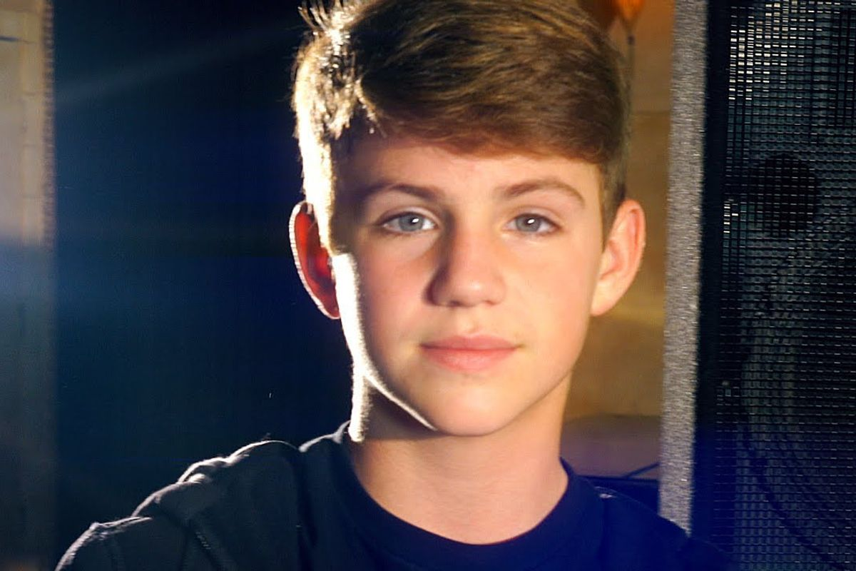 13-Year-Old YouTube Rapper MattyB's Memoir Is A Treasure