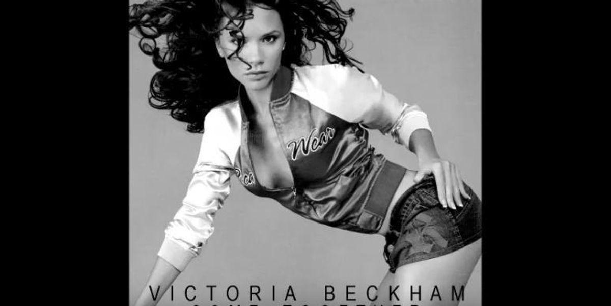 UPDATE: Behold the Splendor of Victoria Beckham's Scrapped, 2003 Hip Hop Album