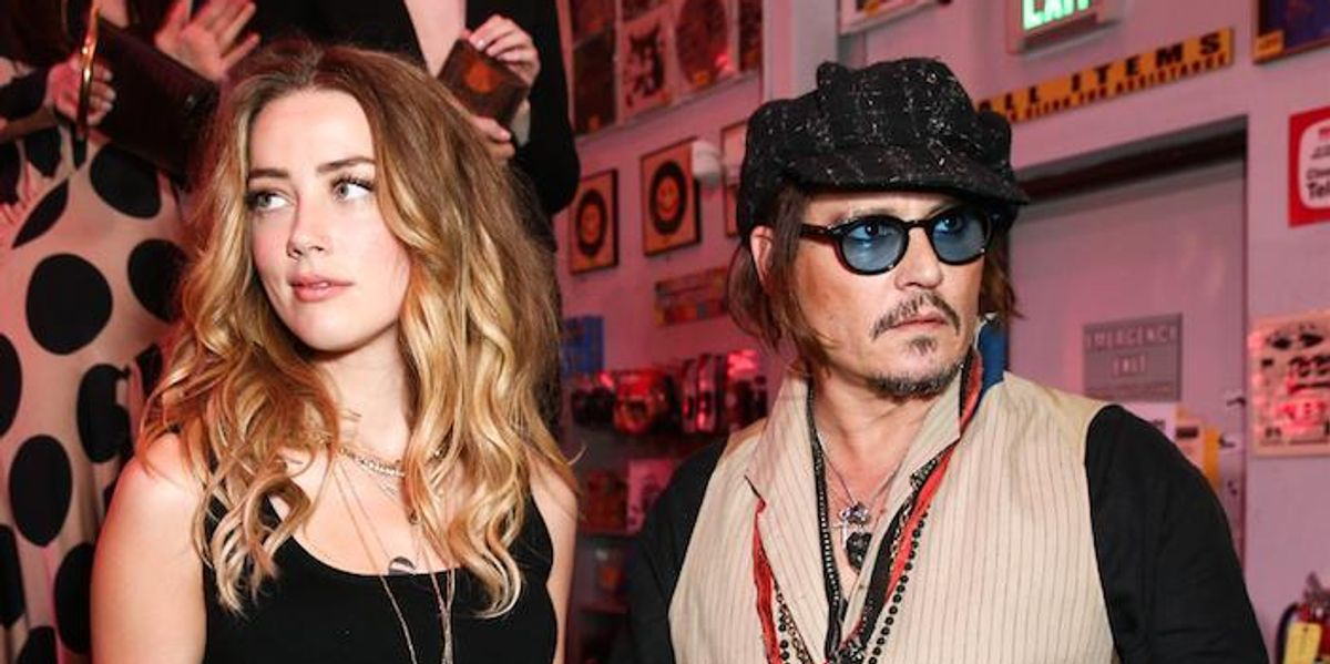 UPDATE: Amber Heard Divorces Johnny Depp Days After His Mother's Death