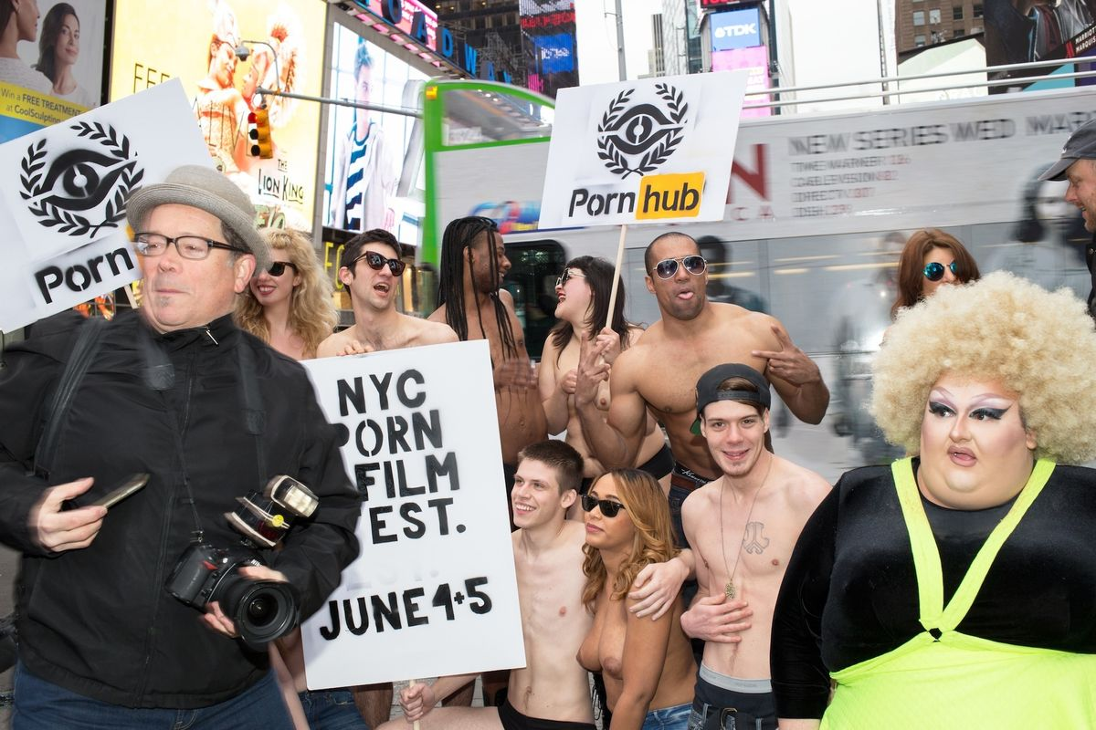Meet The Smutty Mastermind Behind The NYC Porn Festival