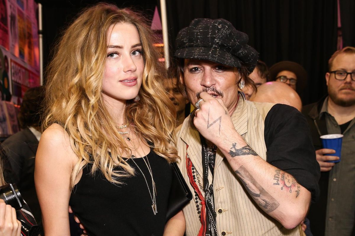 As Horrific Details Of Abuse Allegations Emerge, Johnny Depp's Exes Come To His Defense