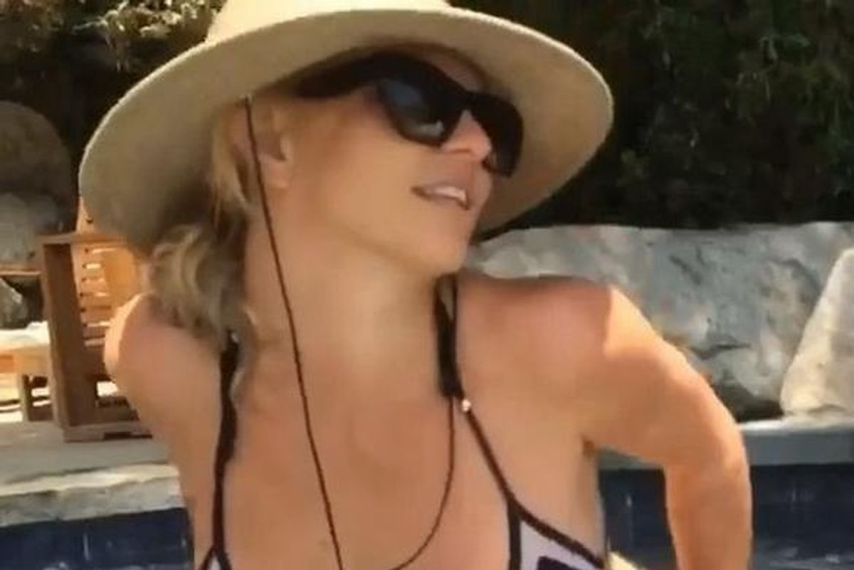 Britney Spears Posted The Second Greatest Instagram Video of the Year