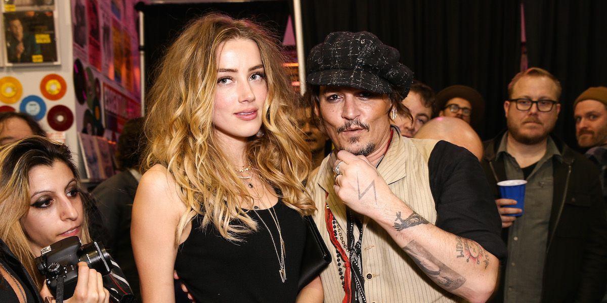 New Updates In the Johnny Depp/Amber Heard Divorce Saga