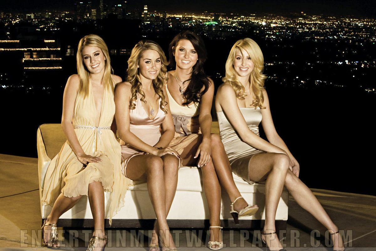 "Celebrate the 10th Anniversary of MTV's ""The Hills"" With These Horrifying, Slowed-Down Clips From The Show"