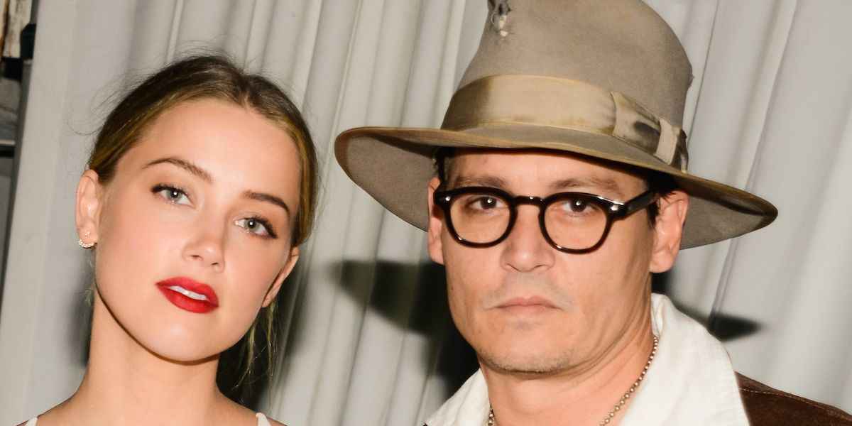New Photos Show Amber Heard's Facial Injuries, Allegedly By Johnny Depp