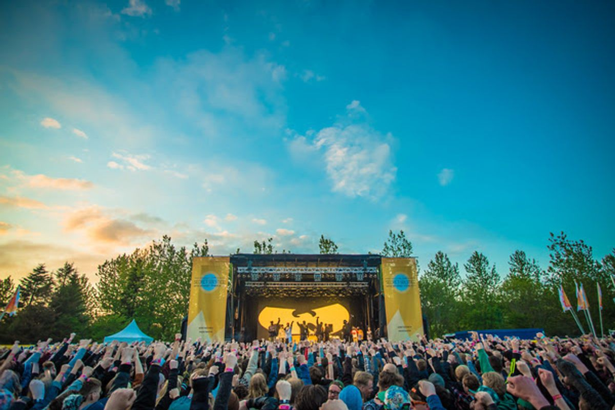 This Summer's 20 Best Music Festivals