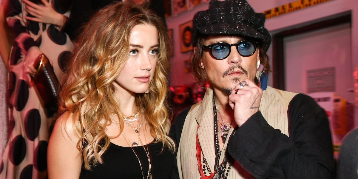 New Texts Surface Allegedly Showing Johnny Depp's Ongoing Abuse of Amber Heard