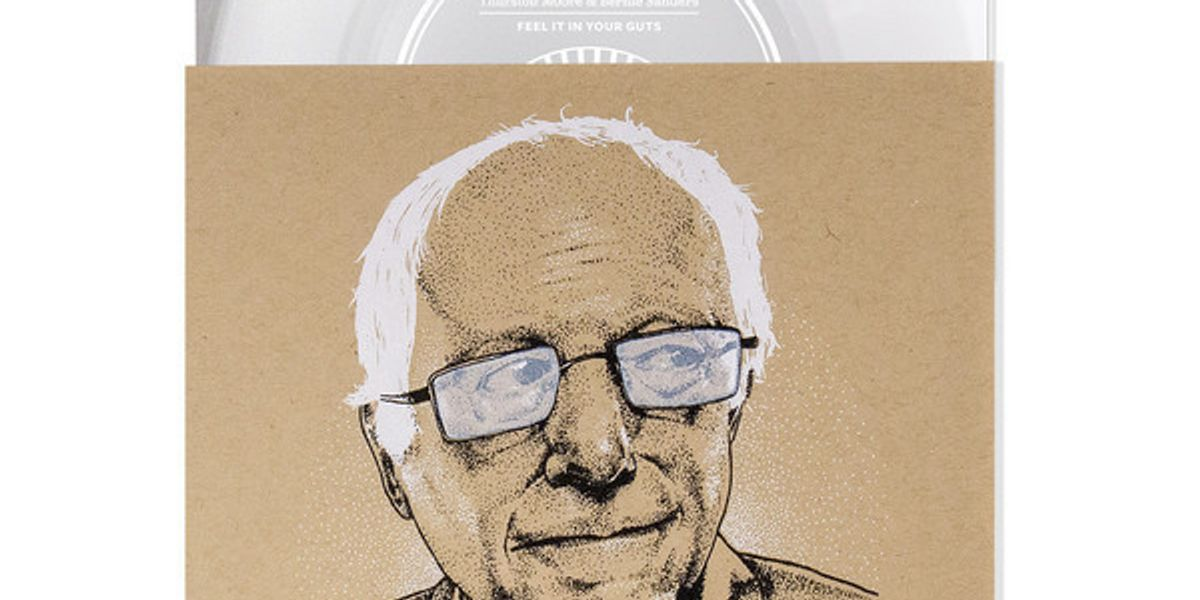 Sonic Youth's Thurston Moore Announces Collaboration With Bernie Sanders