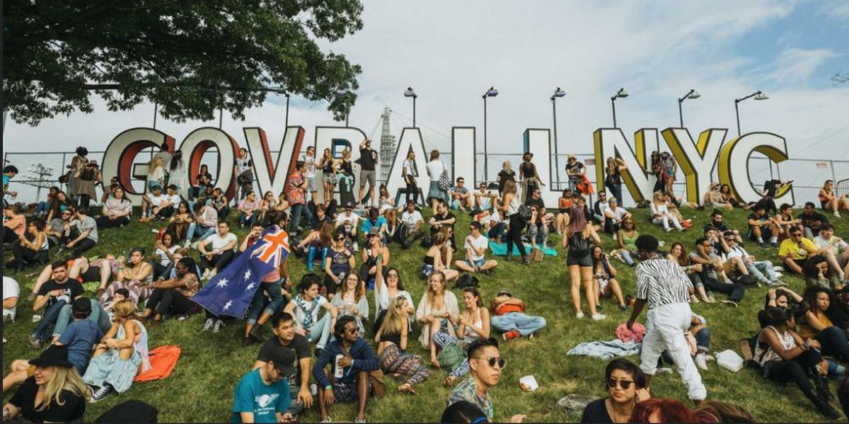 Live the Model Cinderella Dream and Get Scouted at Governors Ball