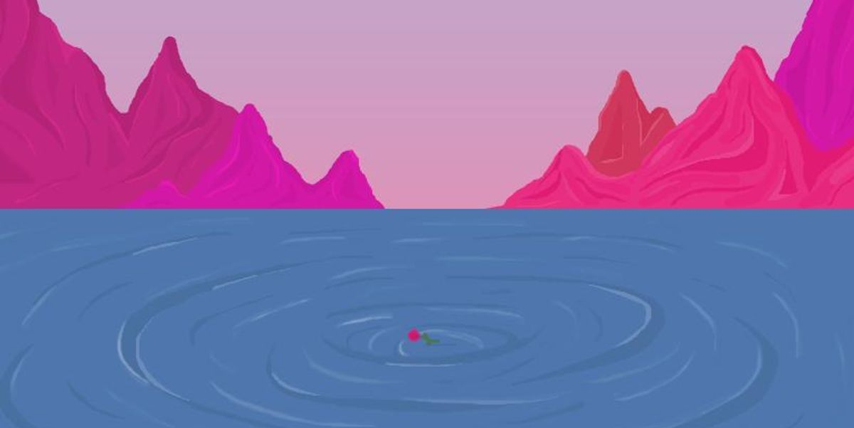 Meet Lazybones, The MS Paint Artist Acting As Tumblr's Unlicensed Therapist