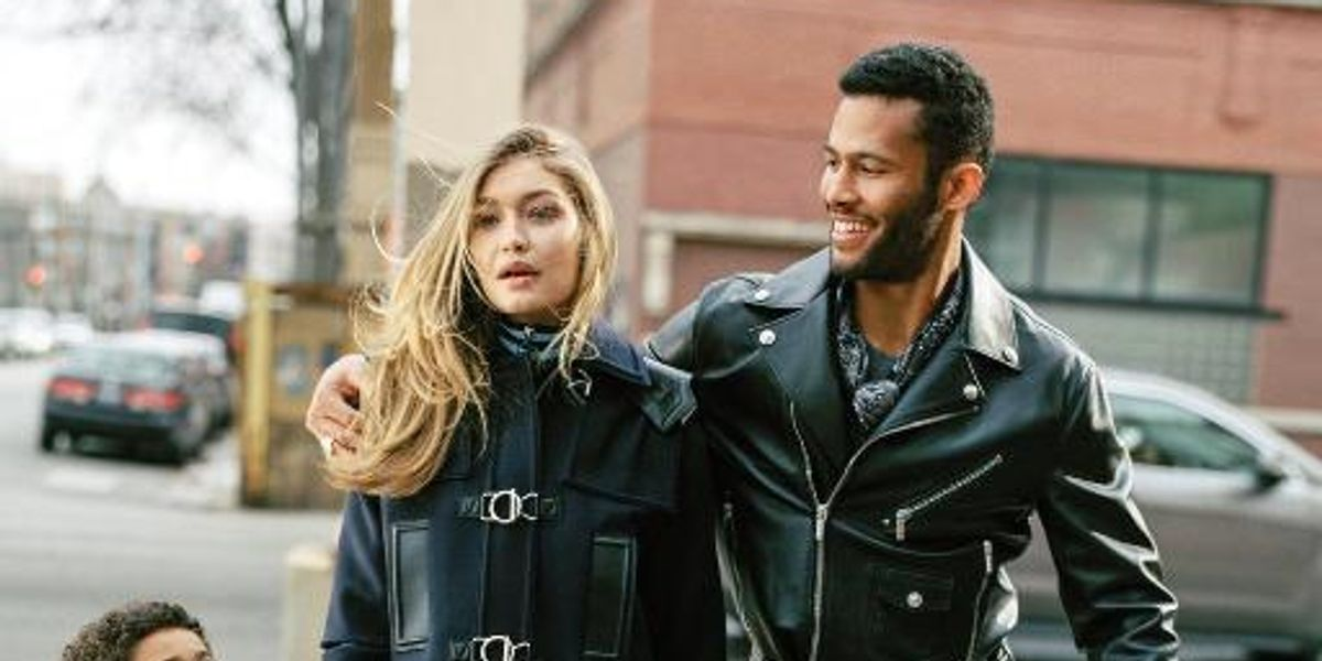 Gigi Hadid and Karlie Kloss Cosplay As Power Moms For Versace