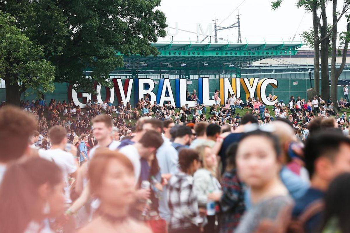 Livestream Governor's Ball 2016