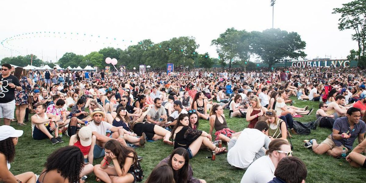 Day 3 Of Governors Ball Cancelled (Death Cab, Kanye) Due To Severe Weather