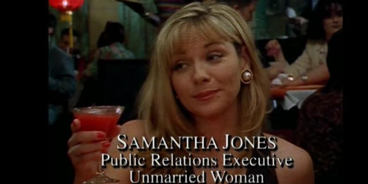 """In Honor Of The 18th Anniversary of """"Sex and the City,"""" Revisit The Wisdom Of Samantha Jones In the Pilot Episode"""