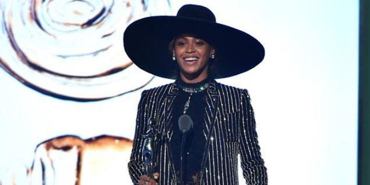 Watch Beyonce's Powerful CFDA Awards Acceptance Speech