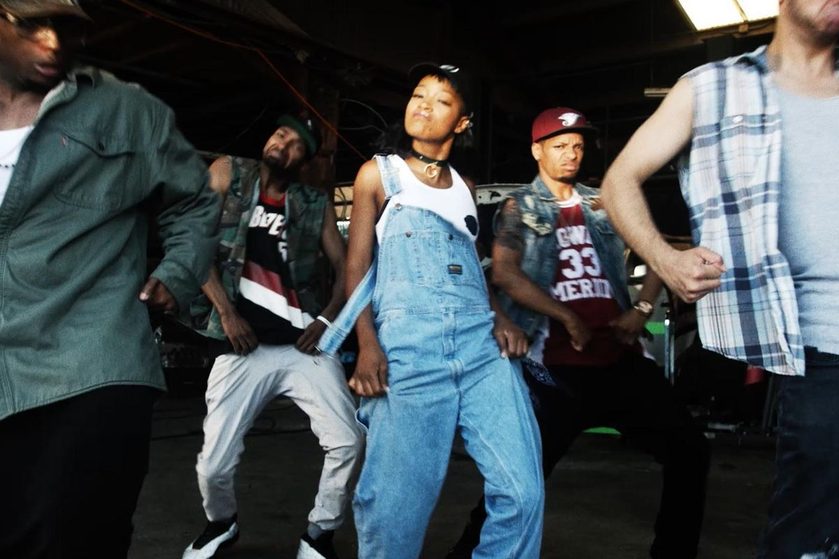 PREMIERE: Watch Keke Palmer Groove To Drake And Desiigner In Her Latest Dance Video