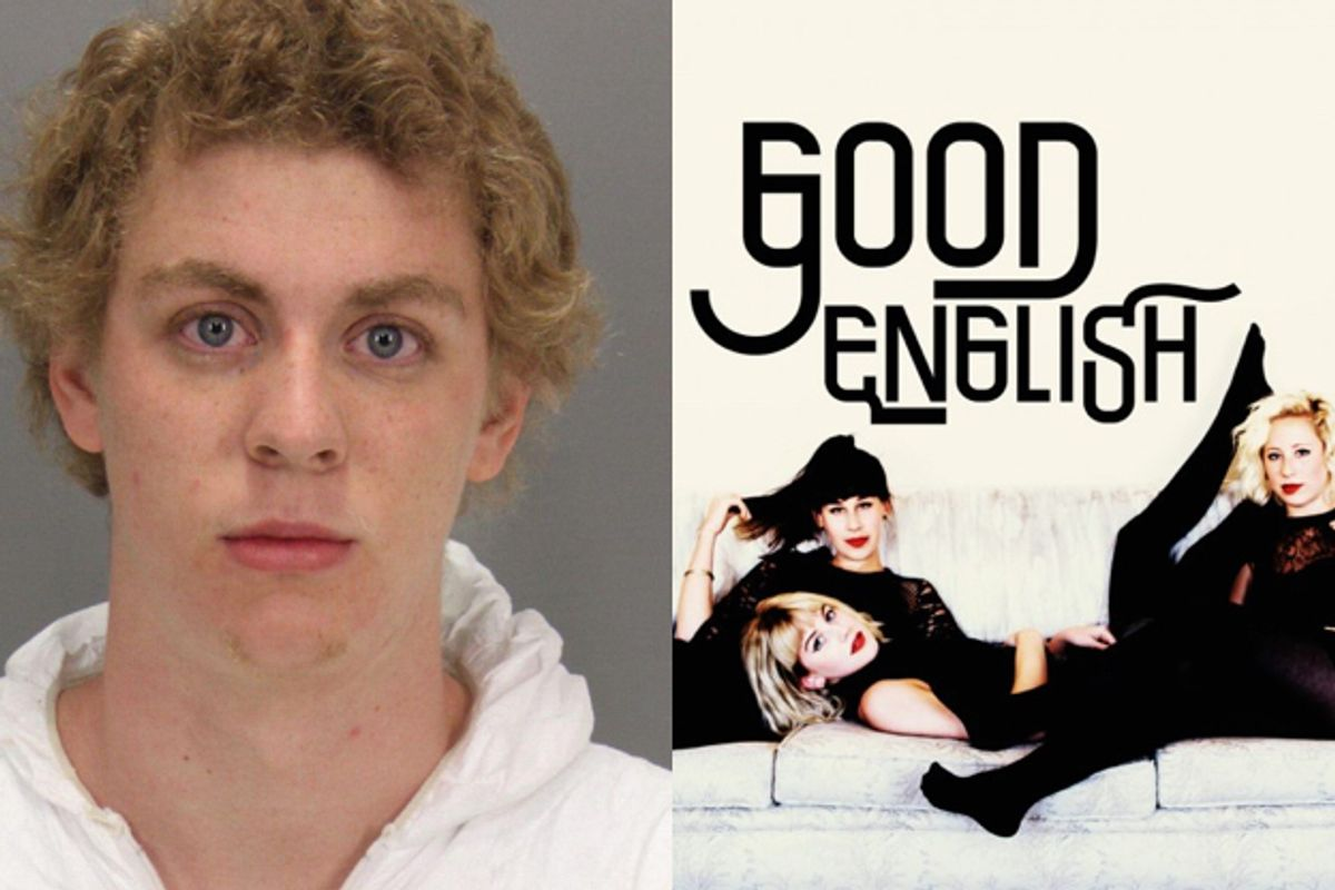 Ohio Band Good English Dropped From Brooklyn Shows Over Member's Support of Stanford Rapist Brock Turner
