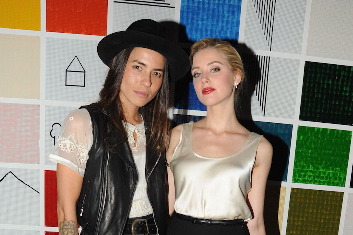 Amber Heard Was Arrested In 2009 For Domestic Violence Against Former Partner Tasya van Ree