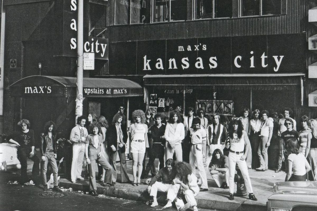 """""""This Is a Place Unlike Any Other"""": A Look Back at Max's Kansas City"""