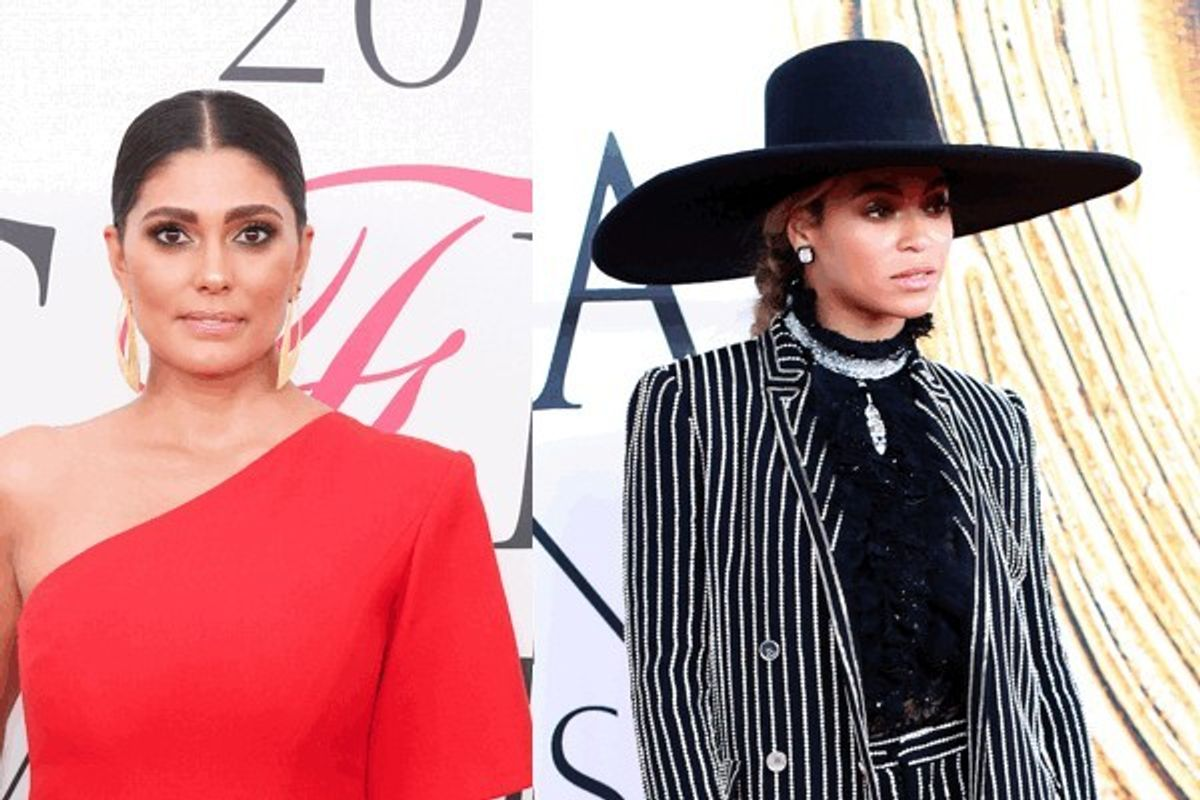 Rachel Roy Apparently Bolted Before Beyoncé Arrived At The CFDA Awards