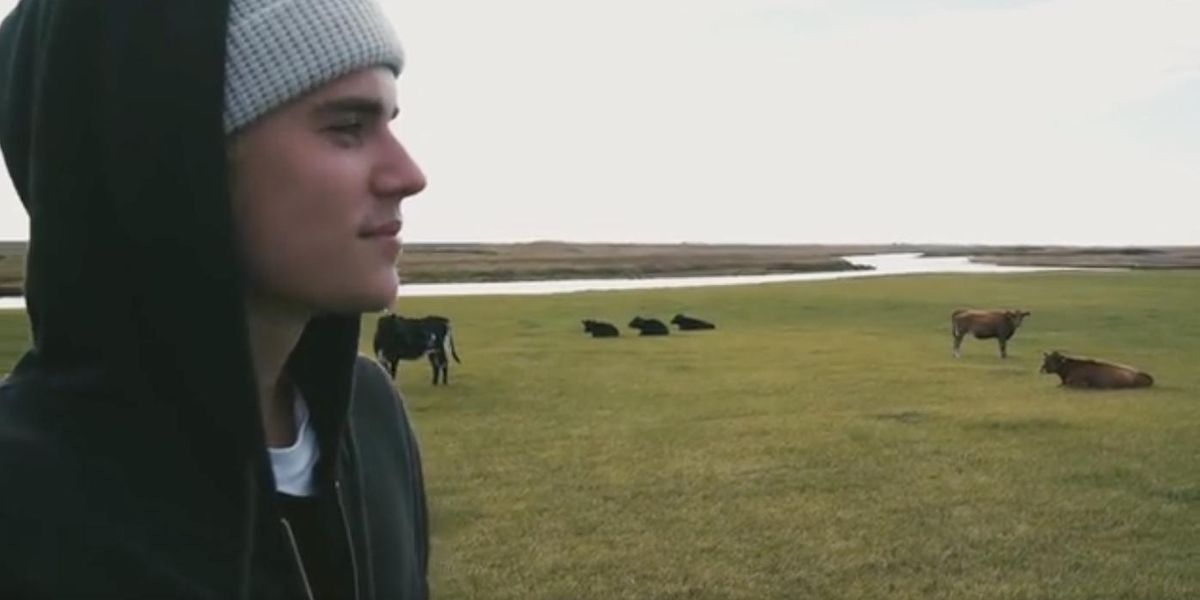 """Watch Justin Bieber Go Globetrotting In The New Video For """"Company"""""""