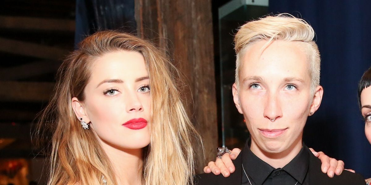 ICYMI: Amber Heard's Friend Pens Essay On Their Decision To Call The Police On Amber's Behalf