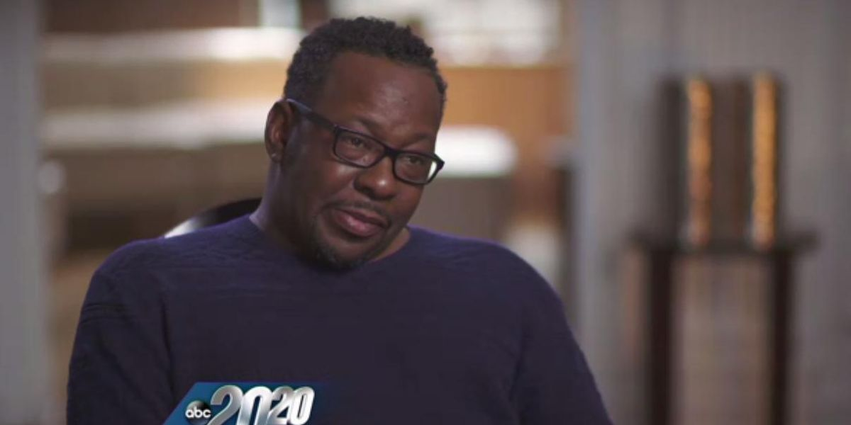 Bobby Brown Claims To Have Had Sex With A Ghost