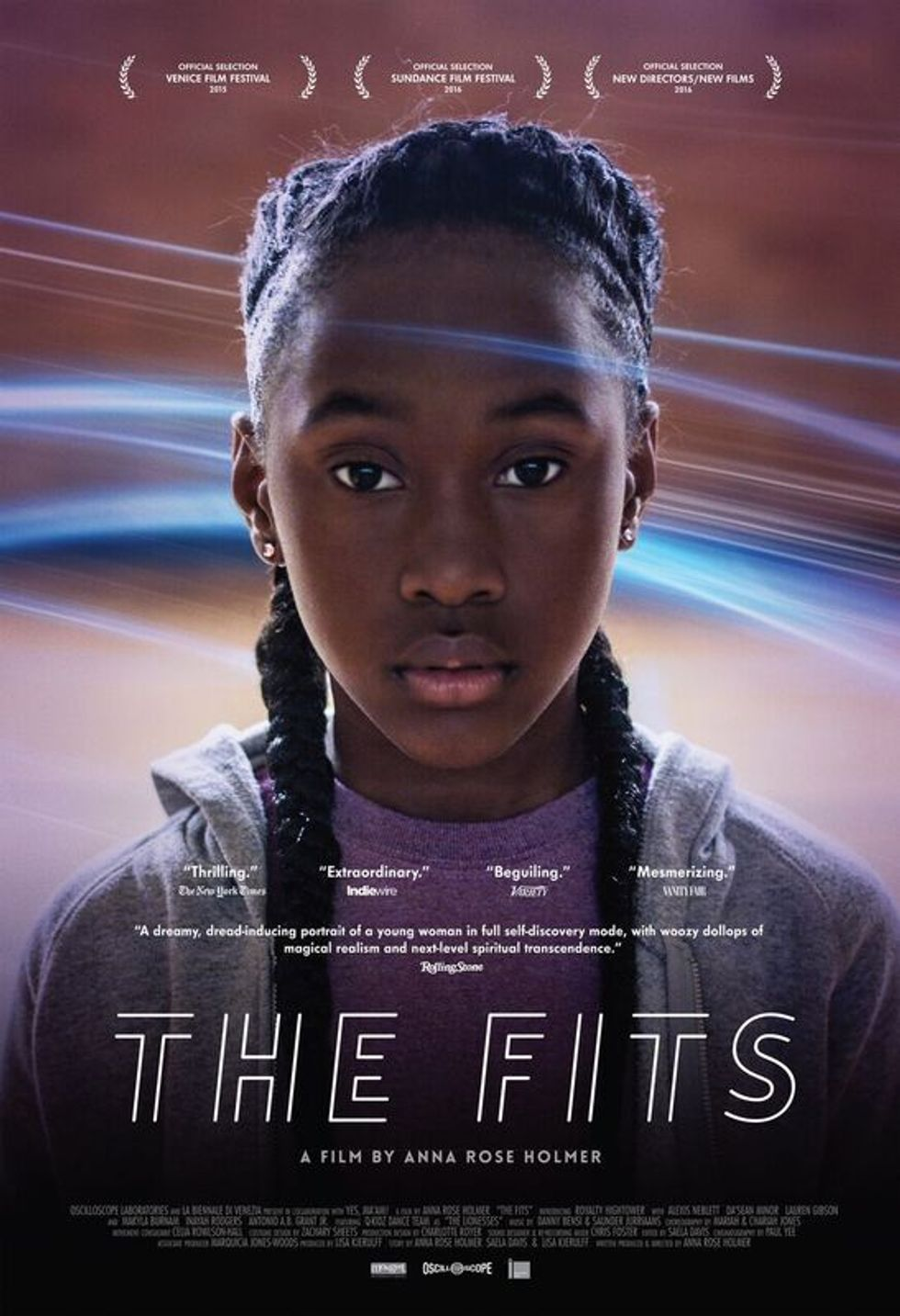 """Talking About Community Sans Conformity With Anna Rose Holmer and Royalty Hightower Of """"The Fits"""""""
