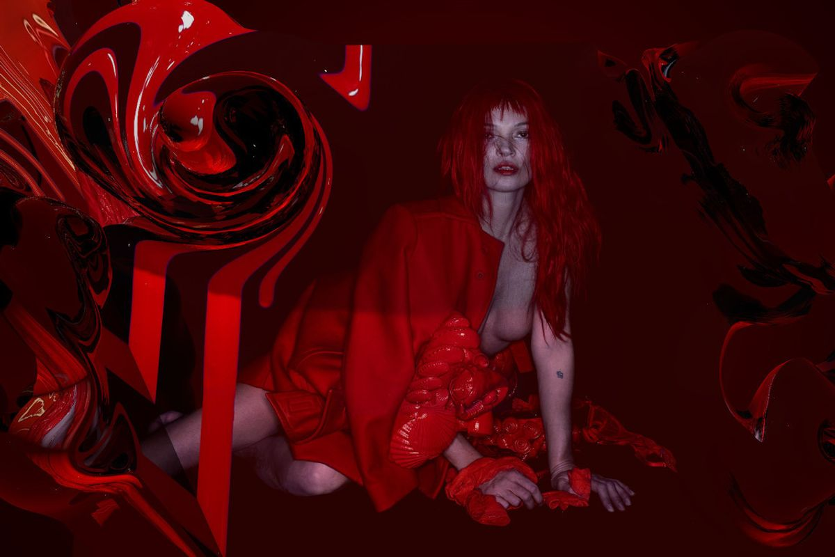 Watch Nick Knight's Bonkers Fashion Film About the 7 Deadly Sins Starring All The Damn Supermodels
