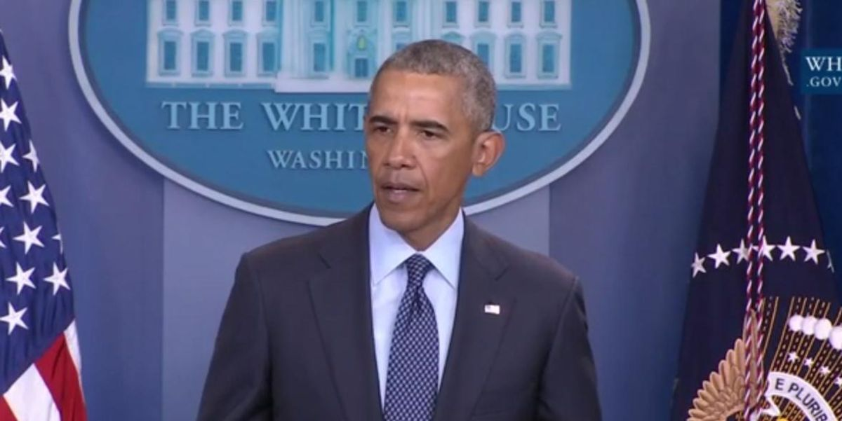 """Obama Addresses Nation, Calls Orlando Shooting """"An Act Of Terror And Act Of Hate"""""""