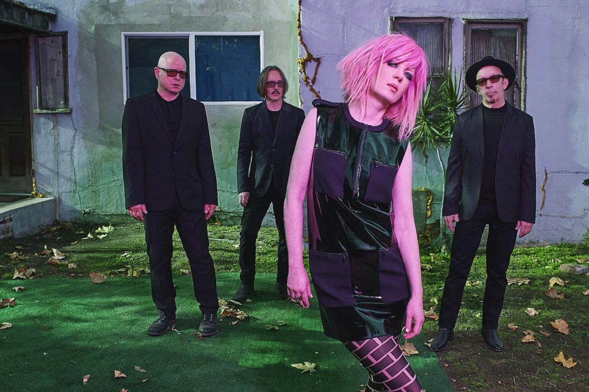 Garbage's Shirley Manson Is Not Taking the Music Industry's Sexist Bullshit